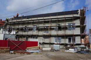 Ambulatoriul din cadrul fostului Spital Militar Oradea - Lucrările se apropie de final