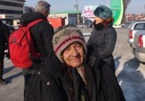 În sezonul rece - Sprijin pentru oamenii fără adăpost