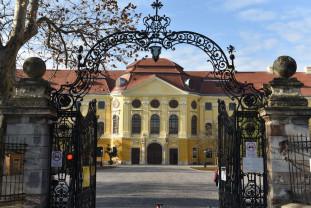 Doi ani de la demararea lucrărilor - Reabilitarea Palatului Episcopal
