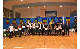 LPS Bihorul şi-a premiat cei mai buni sportivi din 2019 - Judoka Alex Creţ este din nou numărul unu