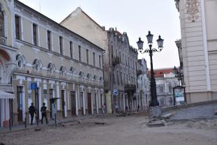 Licitație pentru reabilitarea fațadelor a cinci clădiri din zona centrală a Oradiei - Casele Adorjan I şi II vor fi reabilitate