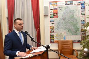 Bihorul are un nou subprefect - Feneși Tibor a depus jurământul