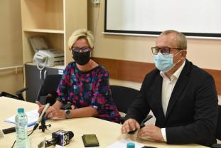 Secretarul de stat Hegedus Csilla - Le-a vorbit primarilor despre PNRR