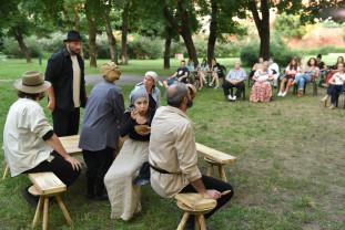 Teatru, muzică și dans în aer liber - Oradea Art&Sound