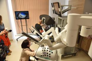 Spitalul Pelican din Oradea - Workshop de chirurgie robotică în urologie