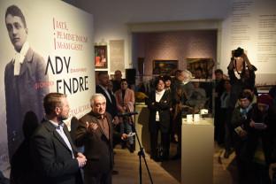 O casă memorială de excepţie pentru Europa Centrală - S-a redeschis Muzeul Ady Endre