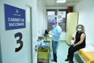 Începând de astăzi - Etapa a doua de vaccinare
