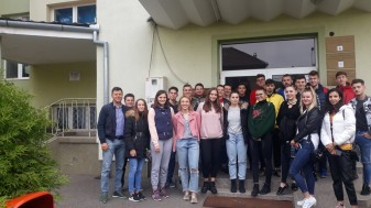 """Elevii și profesorii de la LPS """"Bihorul"""" Oradea - Promovează un altfel de sportiv"""