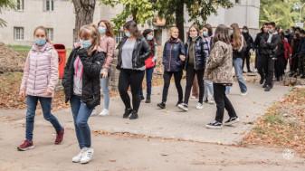 Elevii Liceului Tehnologic din Tășnad - În vizită la Universitatea din Oradea