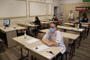 Evaluare națională fără probleme în Bihor - 591 de absenți din care 5 în izolare