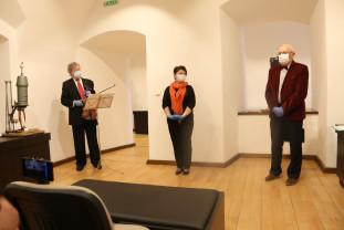 Primul vernisaj de la redeschiderea muzeelor - O expoziție foto la Muzeul Orașului Oradea