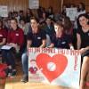 """Peste 150 de elevi şi profesori au participat la un concurs preventiv - """"Şcoala fără violenţă"""""""