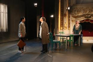 Premieră la Teatrul Regina Maria - Genul acuzativ de Mimi Brănescu