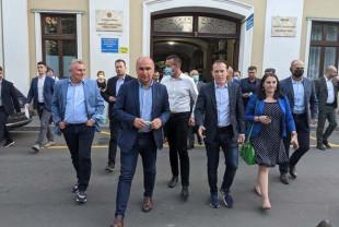 """""""Îmi doresc ca această coaliție să continue!"""" - Premierul Florin Cîțu la Oradea"""