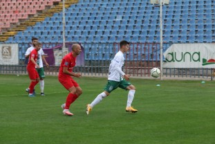 CA Oradea - CSC Sânmartin - Mirajul victoriilor în lanț