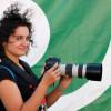 Absolvenţii cursului de fotografie - La primul vernisaj