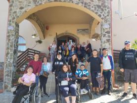 Final de proiect la Fundația de Scleroză Multiplă Bihor - Amprentele integrării. Contribuția persoanelor cu dizabilități