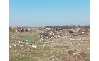 100.000 lei pentru incendiere de deșeuri - Amendă usturătoare la Primăria Batăr