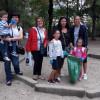 Copiii de la GPP 23 au curățat Parcul Petőfi - Faptele mari se fac și cu mâini mici