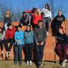 Tineri, români şi străini, constructori de locuinţe - Demonstrează că le pasă