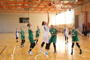 CSU Rookies Oradea – Agronomia Bucureşti 61-72 - Învinse doar după prelungiri