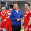 Echipa de handbal masculin a rămas fără antrenor - Sebastian Tudor nu mai antrenează CSM Oradea