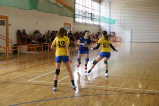 Universitatea de Vest Timișoara – CSU Oradea 29-30 - Handbalistele câștigă în Banat