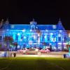 Piaţa Unirii şi Cetatea Oradea. Tradiţii, concerte... şi o roată gigantică - Târgul de Crăciun