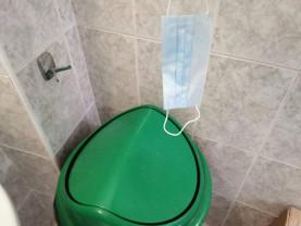 Apel RER către cetățeni - Nu mai aruncaţi măștile de protecție la deşeuri reciclabile