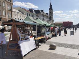 Weekend dedicat Zilelor Culturii Maghiare - Carele alegorice vor putea fi admirate sâmbătă în Piața Unirii