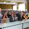 "De Centenar - Cântece patriotice la Liceu Teoretic ""Aurel Lazăr"""