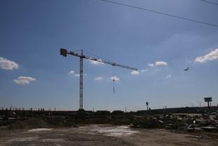 Viitoarea Sală polivalentă a Oradiei - Ritmul de lucru trebuie îmbunătăţit