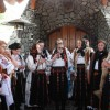 """Zeci de invitaţi şi localnici au reconstituit momente tradiţionale - """"Habă"""" în satul lui Iuliu Maniu"""