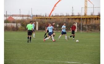Liga a IV-a la fotbal - CAO a făcut din nou scorul etapei