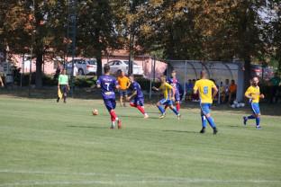 FC Universitatea Oradea - Club Atletic Oradea 0-4 (0-3) - Derby local fără istoric