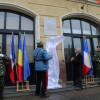 La 100 de ani de la vizita generalului în Oradea - Placă comemorativă în cinstea lui Henri Berthelot