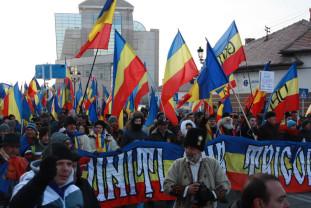 Celebrând la Alba Iulia Centenarul României Mari 1918-2018 - Ziua a început cu Marşul Unirii