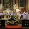 Fostul prelat orădean a fost condus pe ultimul drum - Înmormântarea episcopului Tempfli