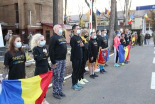 În amintirea eroilor - Ștafeta Invictus în Oradea
