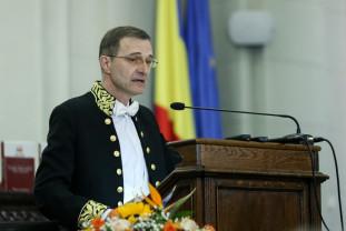 Președintele Academiei Române își va ridica titlul de Cetățean de Onoare al Municipiului Beiuș