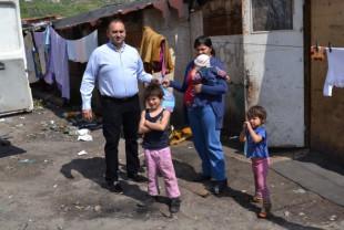 """Ioan Lakatos, şeful Partidei Romilor în Bihor - """"Reprezint oficial comunitatea romă"""""""