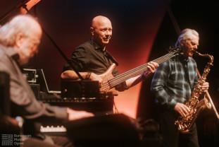În aplauzele a peste 1.500 de spectatori - Concert extraordinar Jan Garbarek