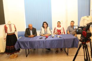 România, propusă ca destinaţie pentru turismul textil internaţional - Ziua Universală a Iei, la Oradea
