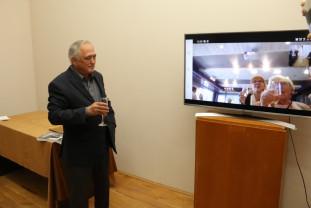 Centenarul Terezei Mozes - Videoconferință și lansare de volum