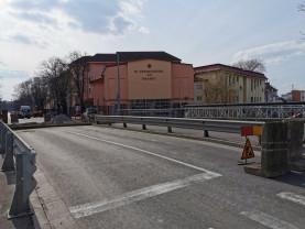 Legătură între cartierul Ceyrat şi Parcul 22 Decembrie - Pod nou peste pârâul Peţa