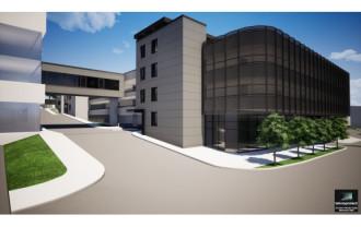 Parcarea supraetajată de la Spitalul Județean - Primăria a semnat contractul de proiectare