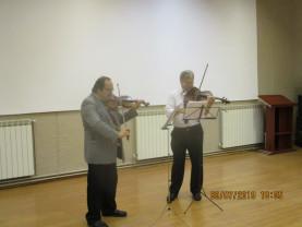 Eveniment deosebit la Biserica Evanghelică - Concert de serenade