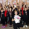 Dansatori orădeni pe podium - Mana Dance Academy, medaliată la Timișoara