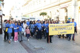 Ziua Mondială de Conștientizare a Autismului - Împreună pentru autism