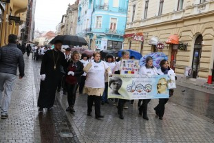 Asociația Națională a Surzilor, la aniversare - Marșul tăcerii